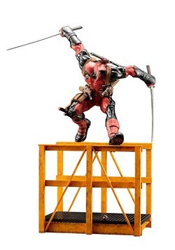 Marvel Now! Super Deadpool ArtFX+ Statue