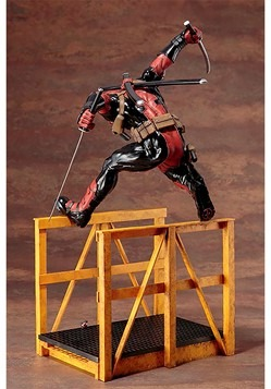 Marvel Now! Super Deadpool ArtFX+ Statue Alt 1