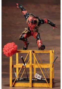Marvel Now! Super Deadpool ArtFX+ Statue Alt 2