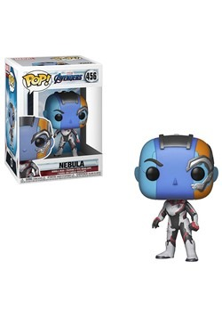 Pop! Marvel: Avengers: Endgame- Nebula