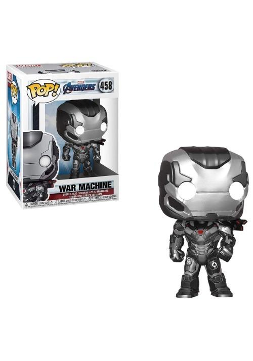 Pop! Marvel: Avengers: Endgame- War Machine