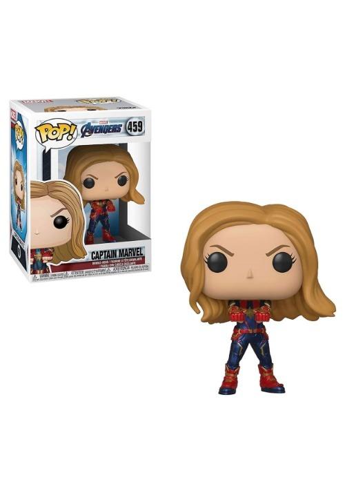 Pop! Marvel: Avengers: Endgame- Captain Marvel