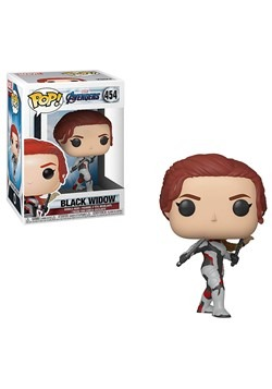 Pop! Marvel: Avengers: Endgame- Black Widow