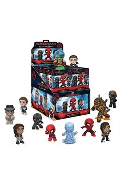 Mystery Mini: Spider-Man: Far From Home