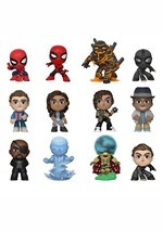 Mystery Mini: Spider-Man: Far From Home Alt 1
