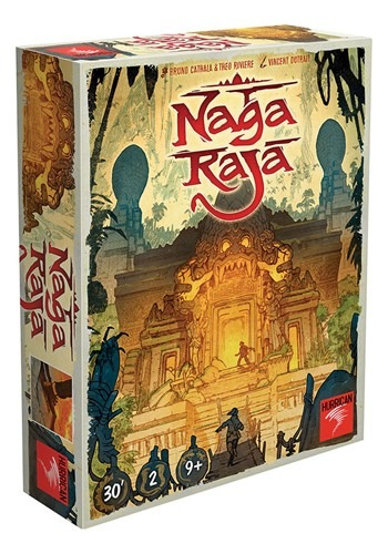 Nagaraja Board Game