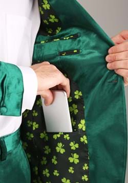 Men's Leprechaun Suit Costume