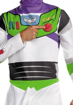 Toy Story Adult Buzz Lightyear Classic Costume1