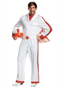 Adult Toy Story Duke Caboom Deluxe Costume alt1