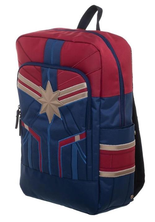 Captain Marvel Suitup Backpack