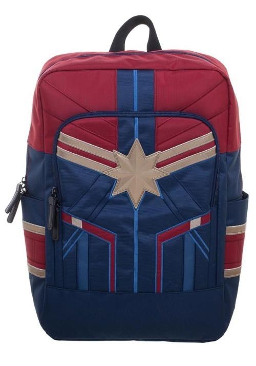 Captain Marvel Suitup Backpack Alt 2