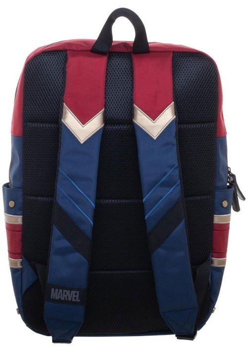 Captain Marvel Suitup Backpack Alt 4