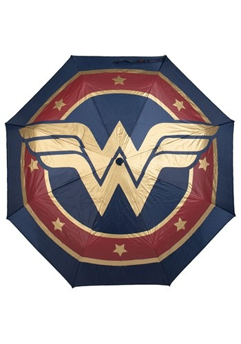 Wonder Woman Sword Molded Handle Umbrella