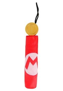 Super Mario Molded Coin Handle Umbrella Alt 1