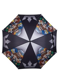 Kingdom Hearts Molded Handle Umbrella