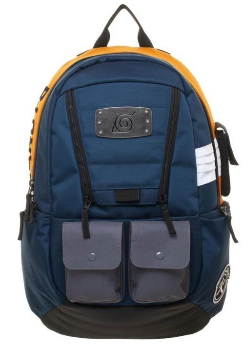 Naruto Built Up Backpack