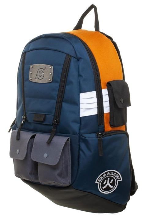 Naruto Built Up Backpack Alt 1