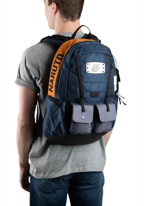 Naruto Built Up Backpack Alt 2