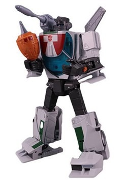 Transformers Masterpiece Edition MP-20+ Wheeljack - Cartoon