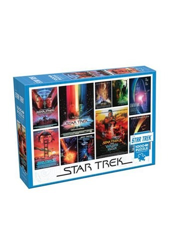 Star Trek: The Motion Pictures 1000 Piece Cobble H