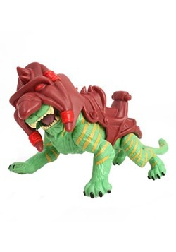 Masters of the Universe Wave 2 Battle Cat Action Vinyl Figur