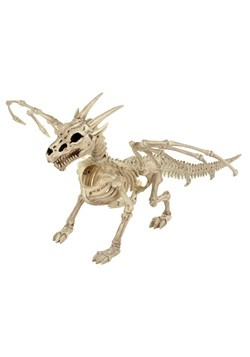 Skeleton Dragon Prop 24""