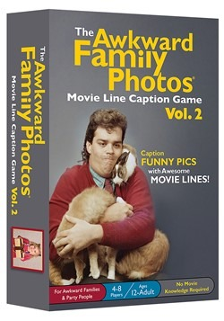 The Akward Family Photos Movie Line Captions Game