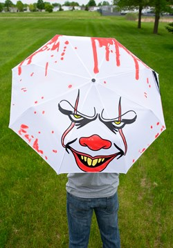 The IT Pennywise Face Liquid Reactive Umbrella