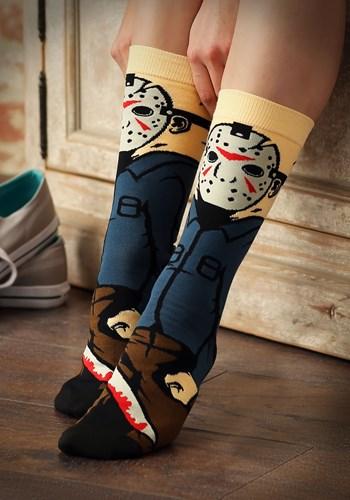 Classic Films Jason 360 Character Sock