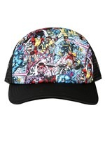 X-Mens 90s Comic Art Trucker Hat