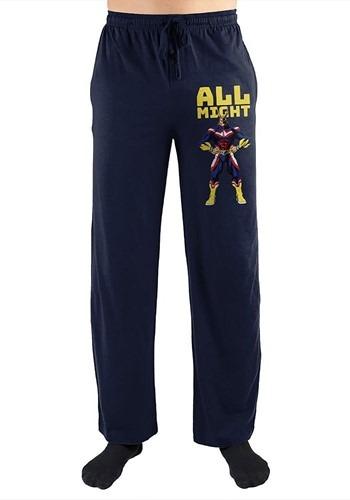 My Hero Academia All Might Sleep Lounge Pants