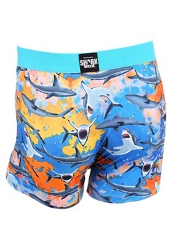 Crazy Boxers Shark Week All Over Print Boxer Brief Alt 1