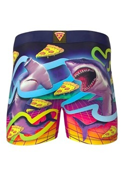 Crazy Boxers 1990s Space Sharks Eating Pizza! Boxe Alt 1