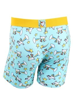 Crazy Boxers Farting Unicorn Mens Boxers Briefs Alt 1