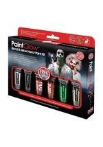 Blood and Glow: Halloween Makeup Kit 1