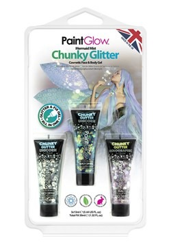 Mermaid Chunky: Glitter Gels Set 1