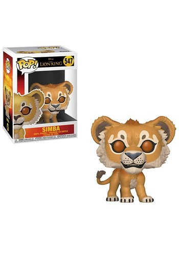 Pop! Disney: The Lion King (Live Action)- Simba