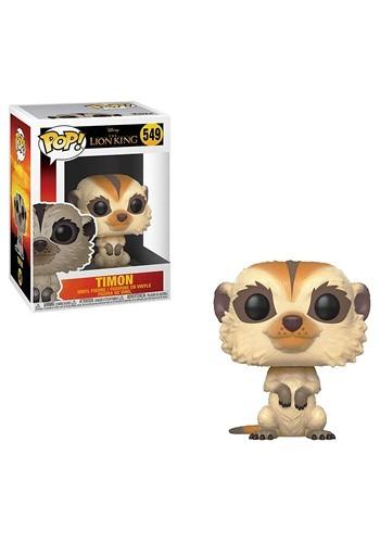 Pop Disney The Lion King Live Action Timon
