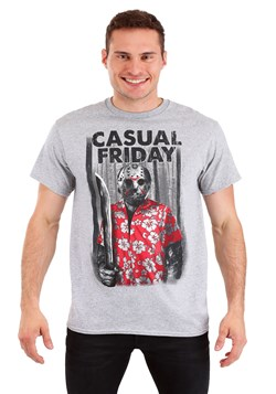 Friday the 13th - Jason Casual Friday T-Shirt