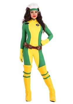 X-Men Women's Rogue Premium Costume alt1