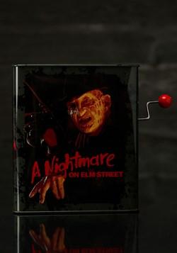 Nightmare on Elm Street Freddy Krueger Burst Box Alt 1