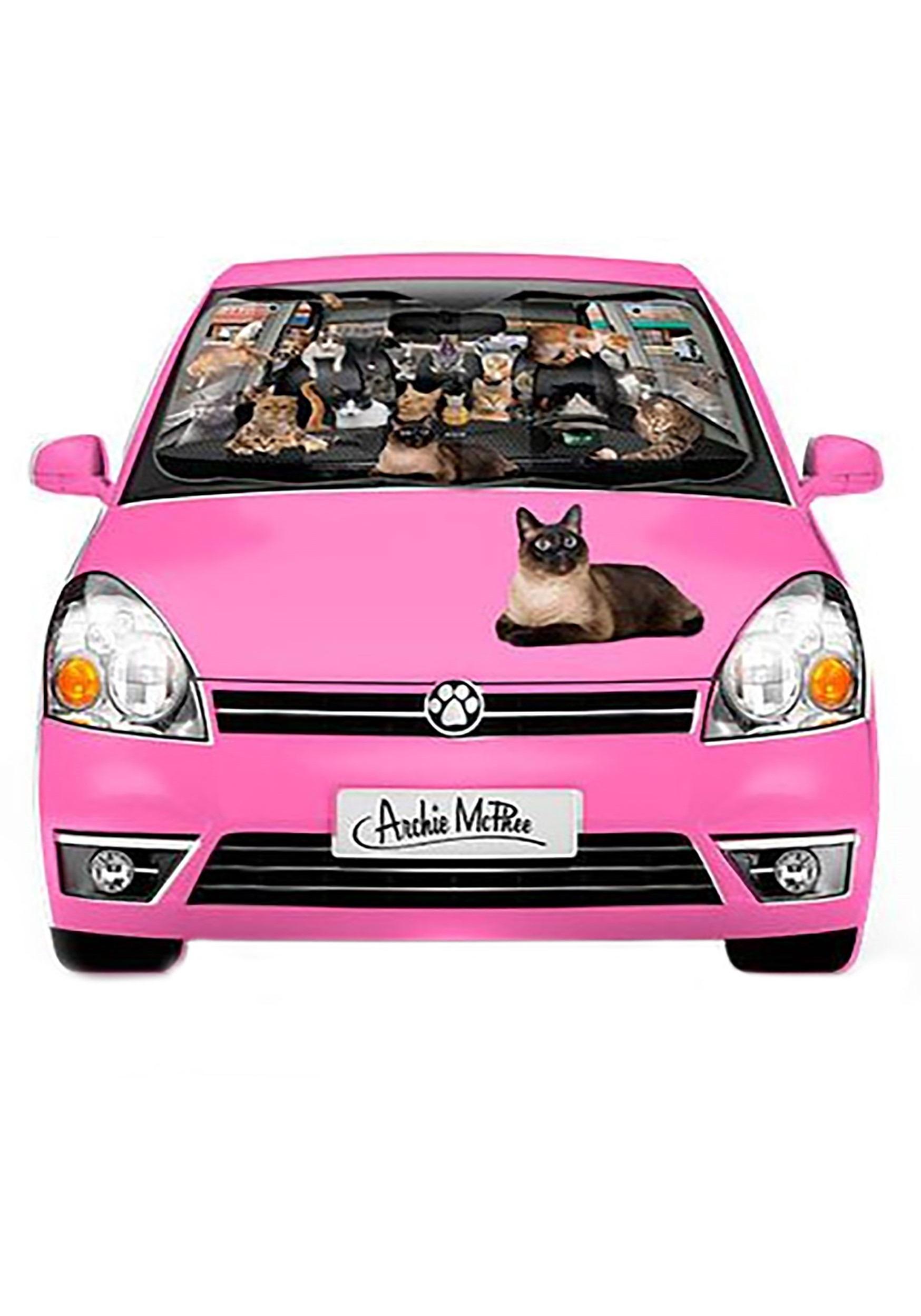 Car_Full_of_Cats__Auto_Sunshade