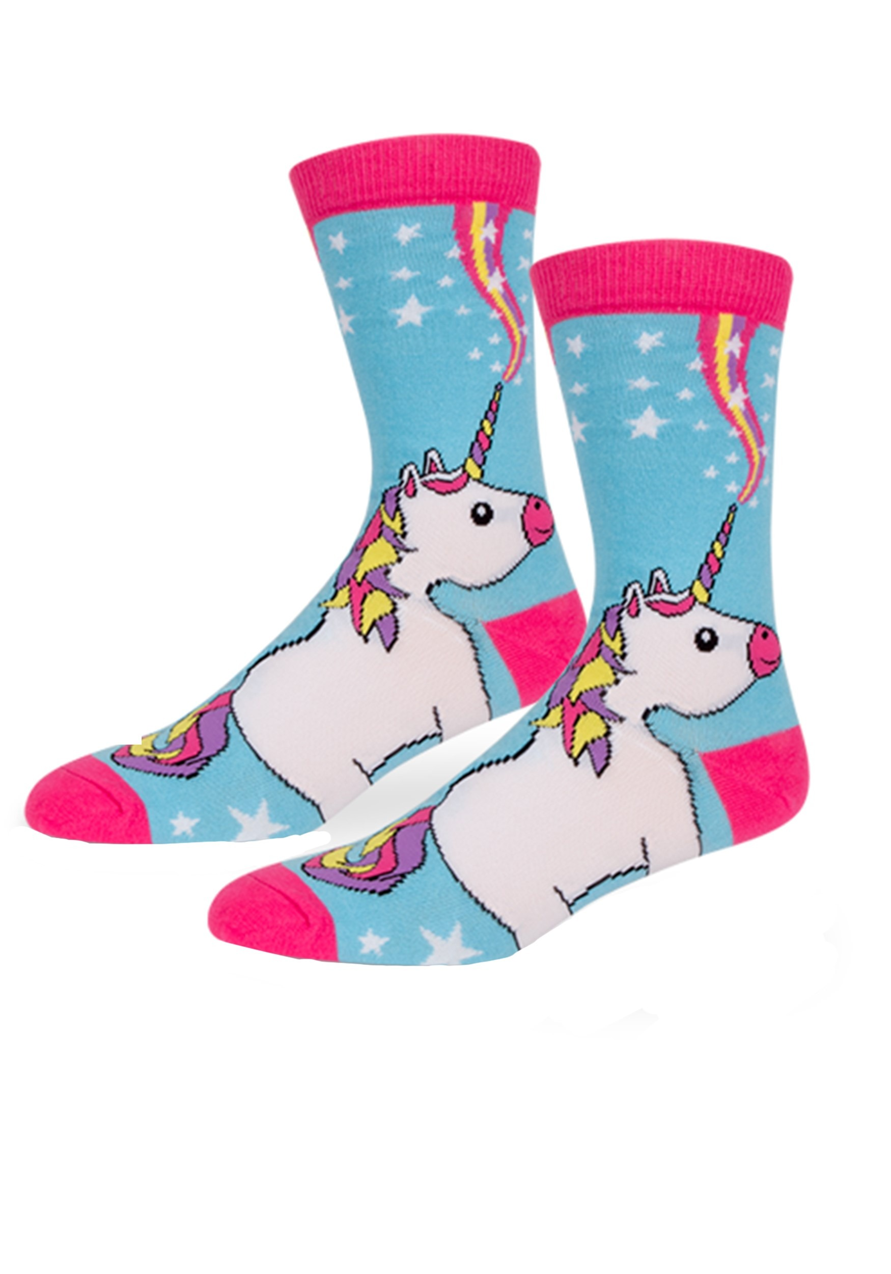 Womens_Unicorn_Crew_Socks