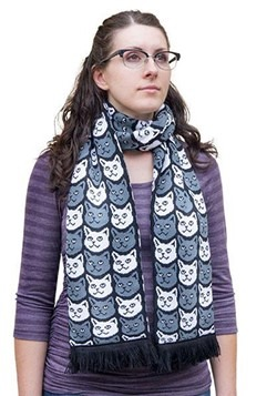 Cat Scarf Alt 1