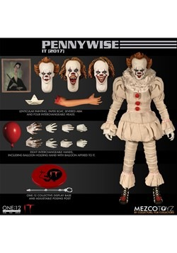 One: 12 Collective IT Pennywise Alt 3