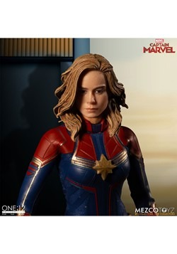 Captain Marvel One:12 Collective Figure Alt 2