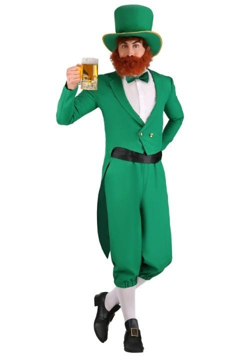 Lucky Leprechaun Costume for Men
