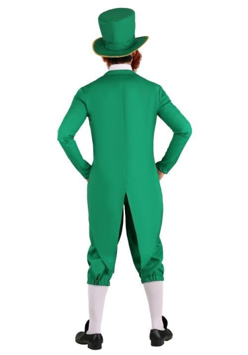 Plus Size Lucky Leprechaun Costume for Men alt1