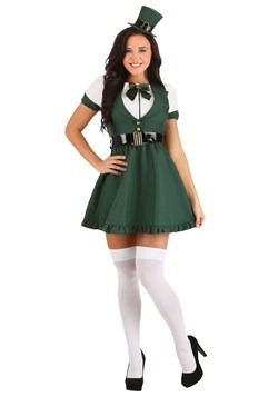Sexy St. Patrick's Day Costume for Women