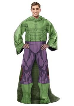 Avengers Classic Hulk Adult Comfy Throw